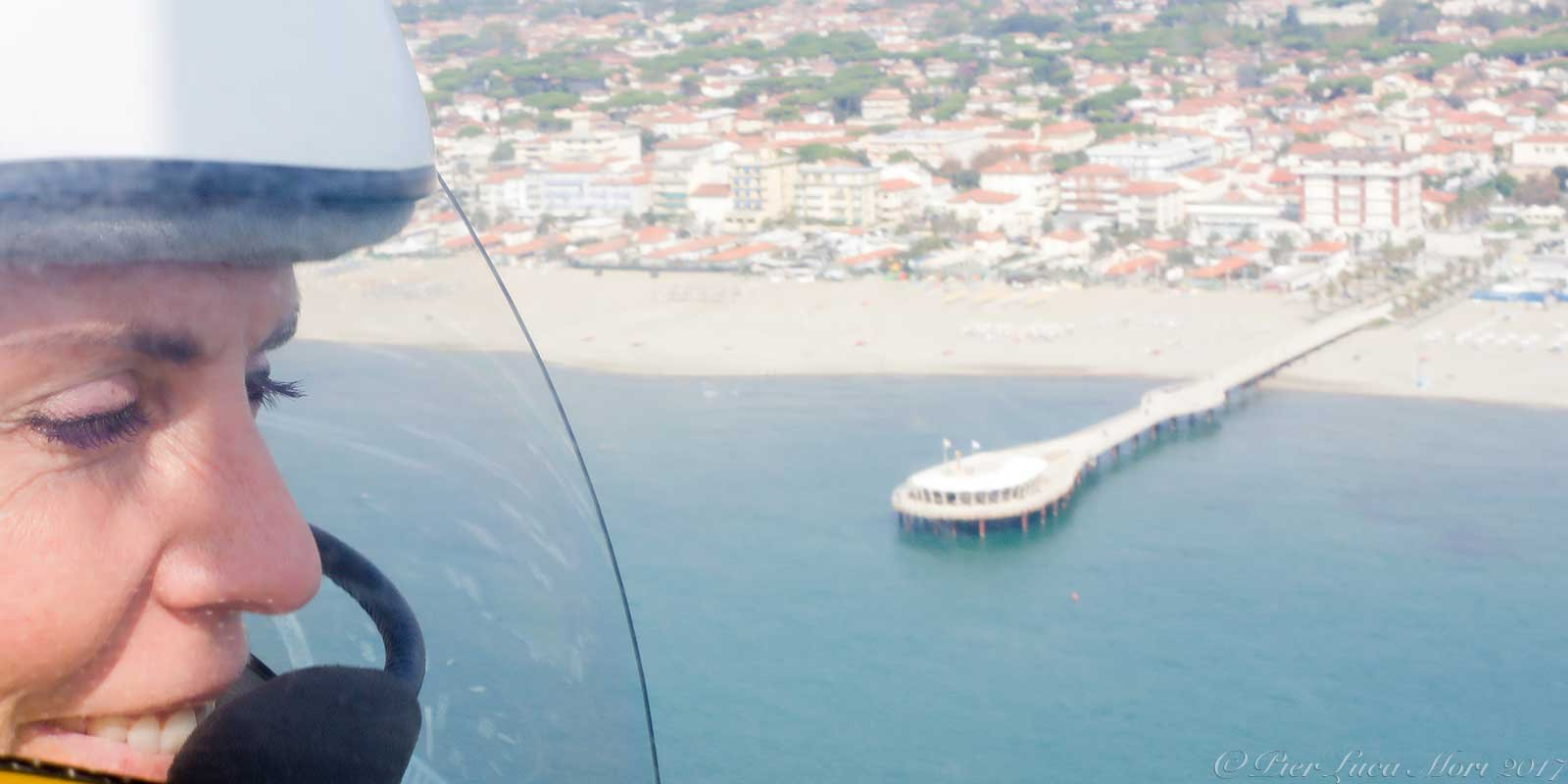 Gliding in Versilia and Tuscany
