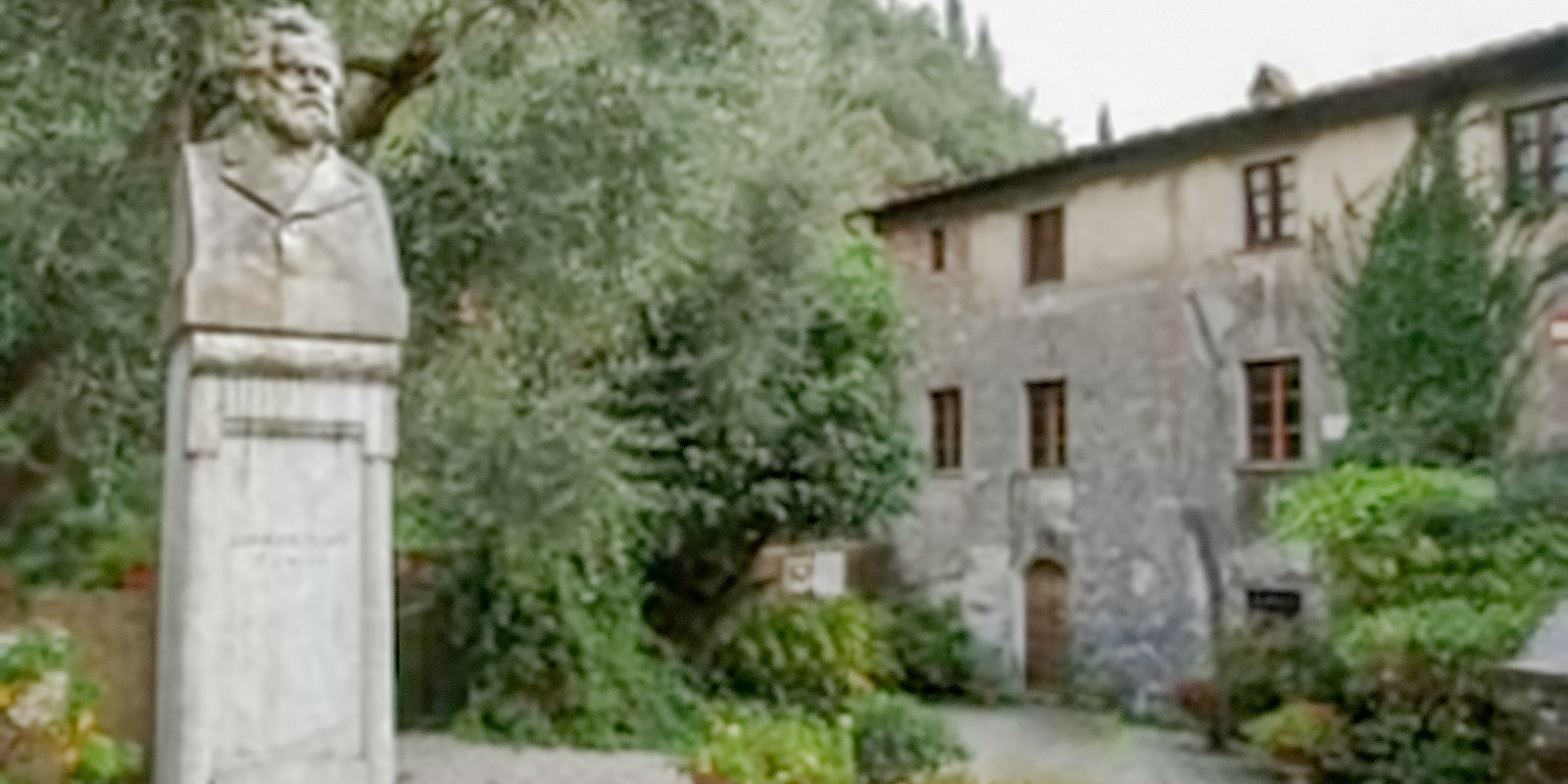 Birthplace of Giosué Carducci