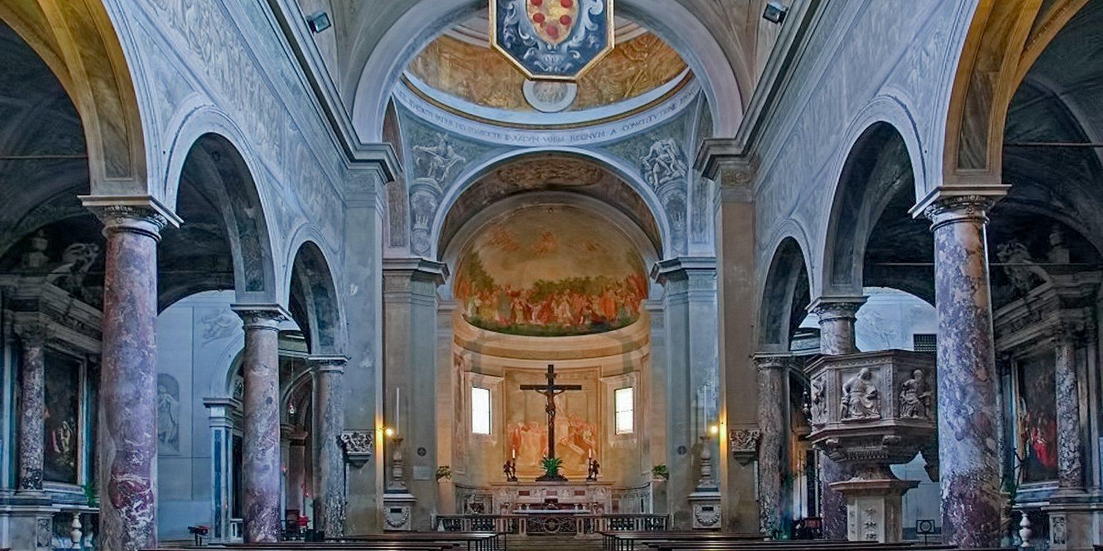 Duomo Di Pietrasanta Collegiata Di San Martino