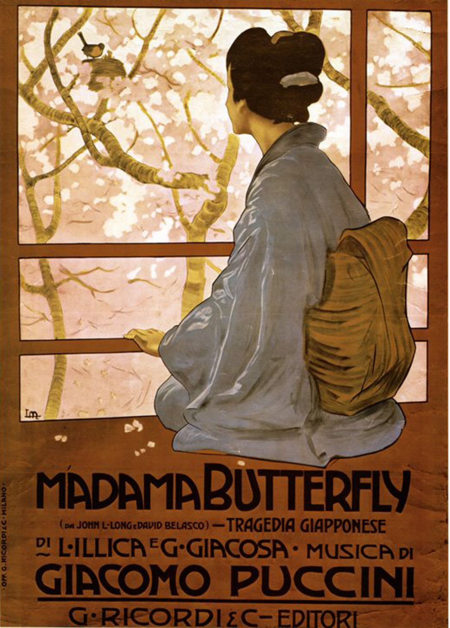 Madama Butterly by Giacomo Puccini - Versilia.org