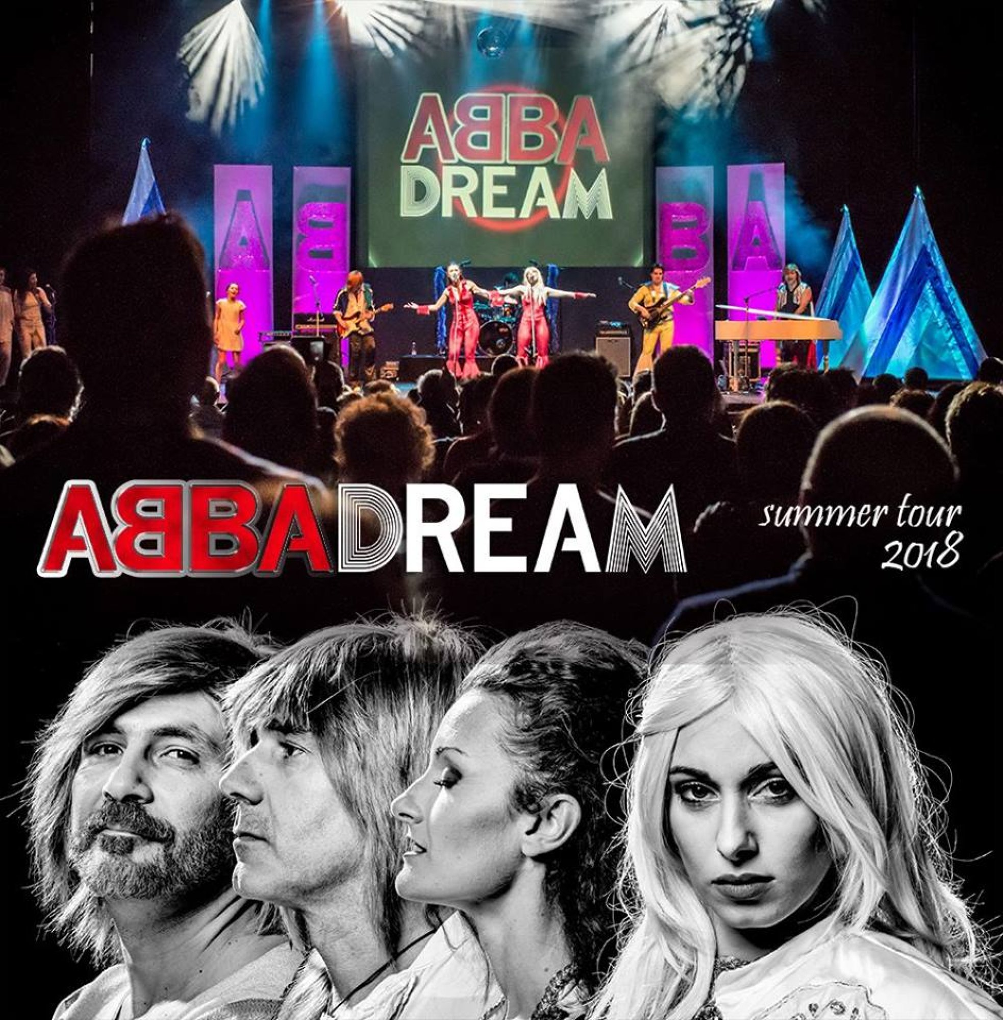 Abba Dream - Summer tour 2018