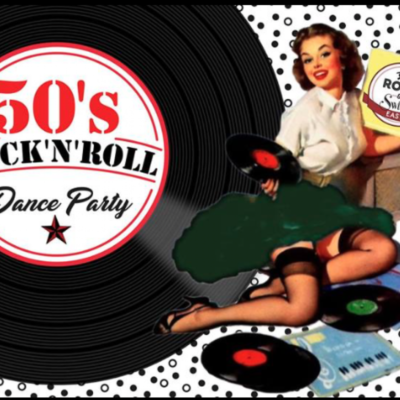 Rock and Roll Dance Party anni 50